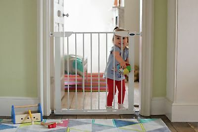 Cuggl Pressure Fit Safety Gate - White