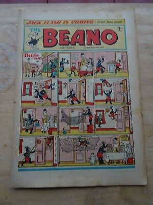 Beano Comic March 17th 1951 First Dennis The Menace