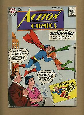 Action 260 (VG-) Silver Age 1960 D.C. Comics (id# 10724)