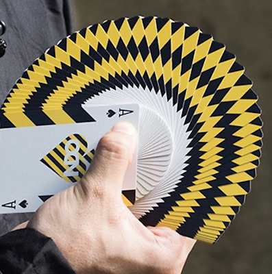 Broken Borders Playing Cards by The New Deck Order from Murphy's Magic