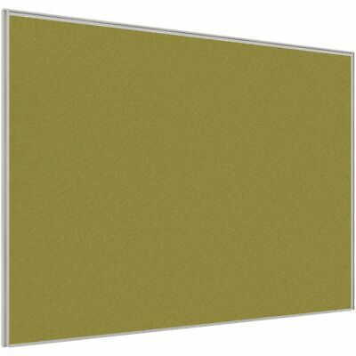 Stilford Professional Screen 1500 x 1250mm White and Green