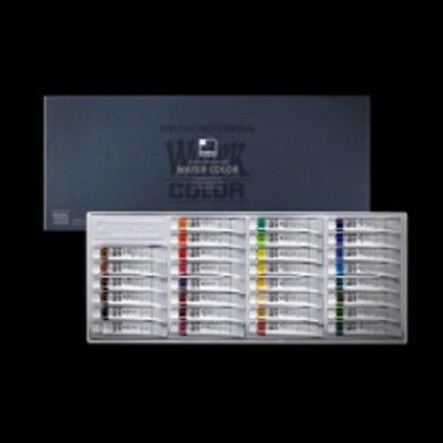 SHINHAN Professional Watercolor Paint Artist 30Color Set 7.5ml Made in Korea