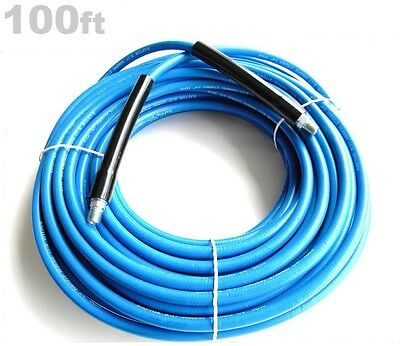 Carpet Cleaning  100ft Truckmount High Pressure Solution Hose 275