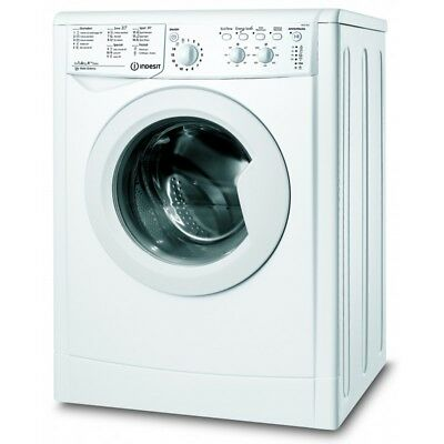 Indesit Iwc61052Ce Lavatrice Carico Frontale 6Kg 1000G A++
