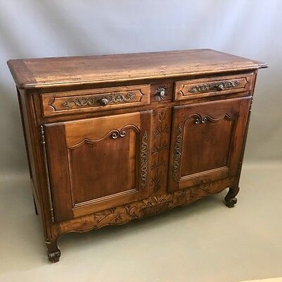 French cherry buffet sideboard  Ref c1229