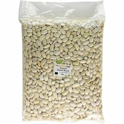 Buy Whole Foods Organic Butter Beans 3 Kg