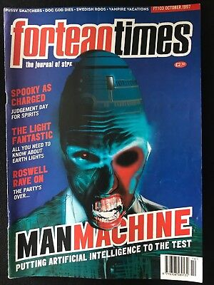 Fortean Times collectible back issues - Oct 1997 - FT103 - FREE P&P
