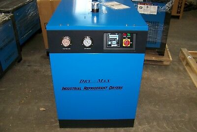 Dry- Max  DM-50 Refrigerated air dryer  250 cfm  pre and after filter