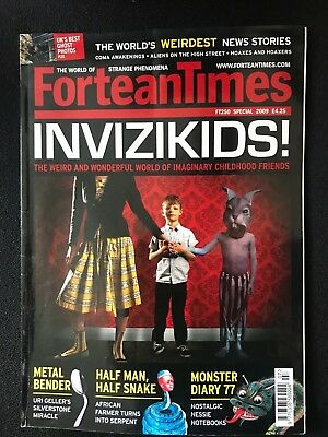 Fortean Times collectible back issues - Special 2009 - FT250 - FREE P&P
