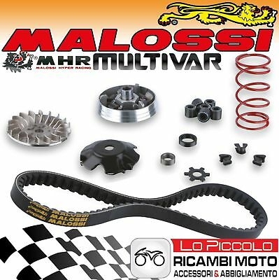 VARIATORE MALOSSI MULTIVAR MHR + CINGHIA MBK BOOSTER NAKED 50 2T euro 2