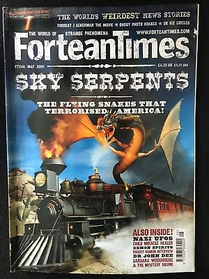 Fortean Times collectible back issues - May 2009 - FT248 - FREE P&P