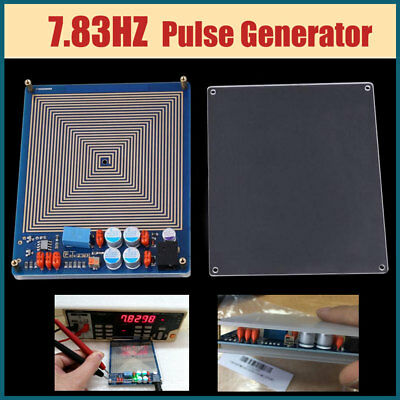 Stable 0.5A DC12VUltra-low Frequency Pulse Generator Schumann Resonance 7.83Hz