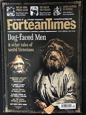 Fortean Times collectible back issues - Special 2011 - FT274 - FREE P&P