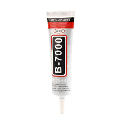 50ml DIY Super Strong Waterproof Adhesive Glue B7000 For Shell Rhinestones