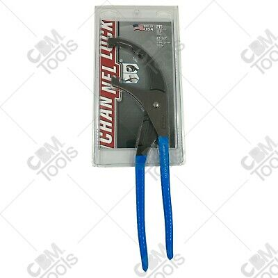 "Channellock 215 15.5"" Adjustable Oil Filter/PVC Pliers"