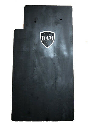 BALLISTIC SHIELD | Bullet Proof | Level IIIA L3A+ 12x23 STOPS .44 MAG -L Shape