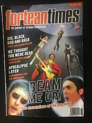 Fortean Times collectible back issues - July 1996 - FT88 - FREE P&P