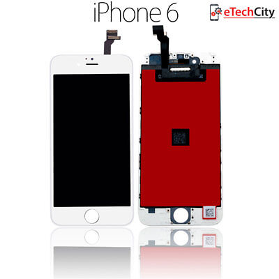 iPhone 6 A1586 Original Lcd Display Screen Touch Digitizer Complete Replacement