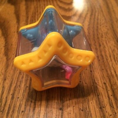 Fisher Price Peek A Blocks Star Shape Sorter replacement