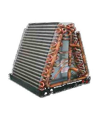 """AC Series Hydronic """"A"""" Coil, 3 Ton For Chilled & Hot Water, Heat Exchanger Geo"""