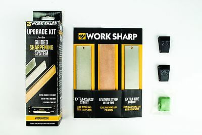 Drill Doctor WSSA0003300 Guided Sharpening System [wsgss] Upgrade Kit