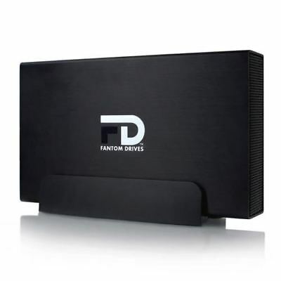 Fantom Drives 10TB G-Force3 USB 3.0 Aluminum External Hard Drive (GF3B10000U)