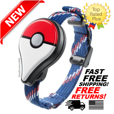 Genuine Nintendo Pokemon Go Plus Bluetooth Bracelet Wristband, NEW (2000+ Sold)