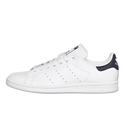 meet 138b2 da8ca adidas - Stan Smith Core White   Running White   New Navy Sneaker M20325