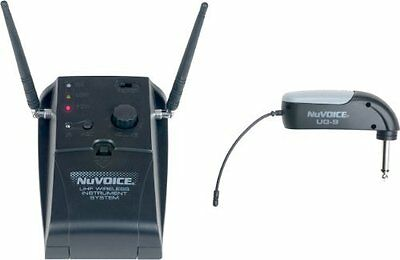 Vocopro UG9 Nuvoice Wireless Guitar System 16 Ch