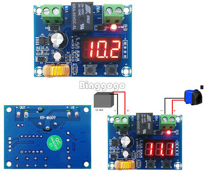 1Stks 12-36V Battery Low Voltage Disconnect Protection Module DC Output