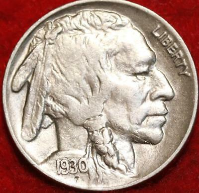 1930 Philadelphia Mint Buffalo Nickel