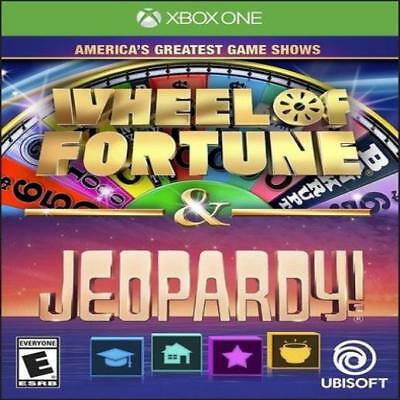 Americas Greatest Game Shows: Wheel Of Fortune & Jeopardy Xbox One Standar Soft