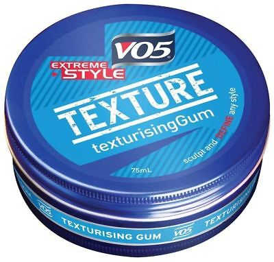 VO5 Extreme style texturation Gum 75ml 1 2 3 6 12 Packs