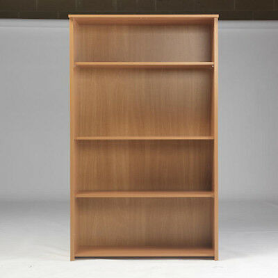 Jemini 1750mm Large Bookcase Bavarian Beech KF73514