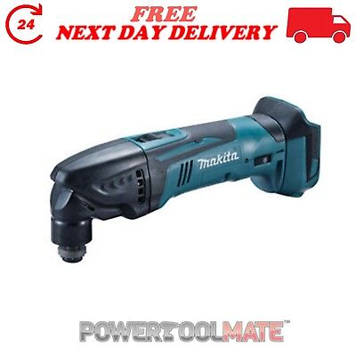 Next Day Delivery - Makita DTM50Z 18v Li-Ion Cordless Multi Tool - Body Only