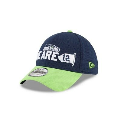 Cappello New Era 39Thirty Draft 18 Spotlight Seattle Seahawks 74bcf5eccdfa