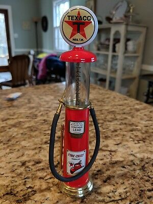 Gearbox TEXACO Sky Chief Wayne Gas Pump 1:18 Scale Limited Edition
