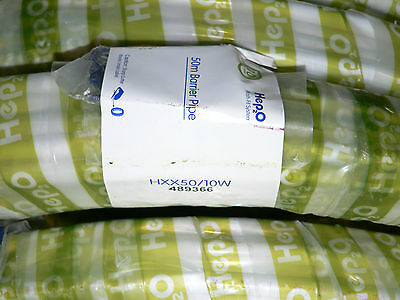 HEP2O HEPWORTH HEP20 ROLL WHITE BARRIER PIPE COIL 10mm x 50metre HXX50/10W