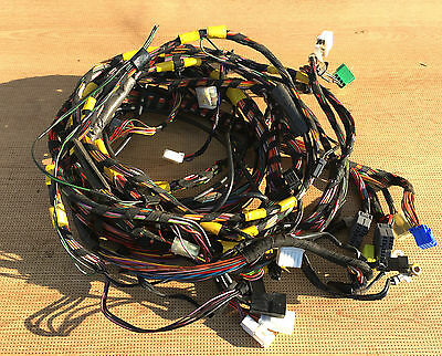 range rover p38 wiring harness body rh with sunroof less cd rh picclick co uk