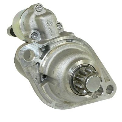 NEW Starter for 2.5L Beetle 06-13, Jetta 05-09, Rabbit 06-09 Manual Transmission