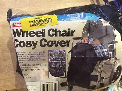 Wheelchair Cosy Cover