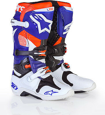 Alpinestars LE Special Edition SX Indy Tech 10 Boots