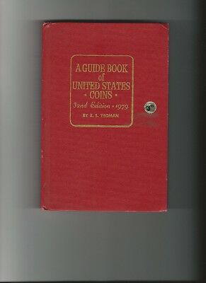 1979 32ND EDITION RED BOOK by R.S. YEOMAN