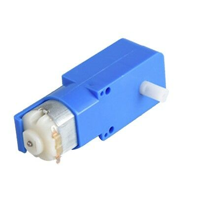 DC 3-6V High Torque Gear Box Reducer Turbine Gear Motor For Model DIY 2color