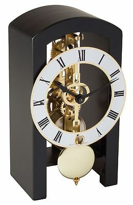Hermle -boston 18cm- 23015-740721 High Quality Analog Table Clock With Key