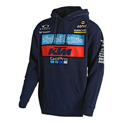 Troy Lee Designs KTM 2018 Team YOUTH MX Casuals Pullover Hoody