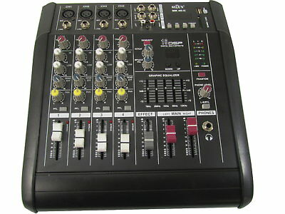 B-Ware Pronomic PM42U MP3 Powermischer Power Mixer mit MP3 Player Mischpult