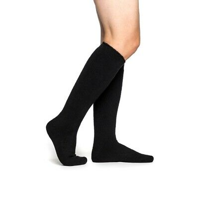 Woolpower Sock Knee-High 600g schwarz