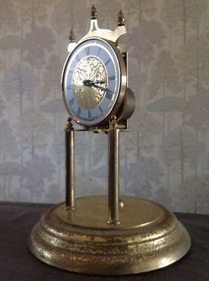 Vintage Kundo 400 Day Anniversary Torsion Clock Not Running 280x200mm