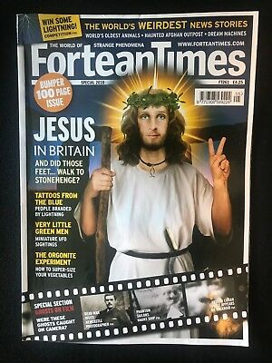 Fortean Times collectible back issues -Special 2010 - FT261 - FREE P&P